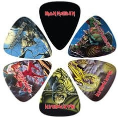 Perris Leathers Iron Maiden Picks I Signature trsátka