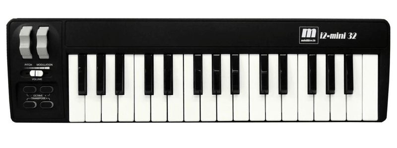 Miditech i2 mini 32 USB/MIDI keyboard