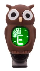 Swiff Owl Brown Klipová ladička