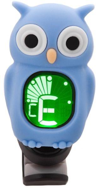 Swiff Owl Blue Klipová ladička