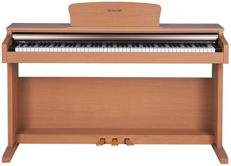 Sencor SDP 100 OAK Digitální piano