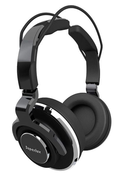 Superlux HD631 DJ sluchátka