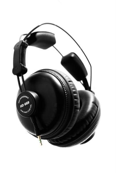 Superlux HD669 Studiová sluchátka