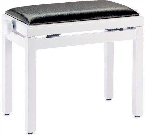 Stagg PB39 WHM SBK Klavírní stolička