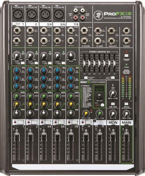 Mackie ProFX8v2 Analogový mixážní pult