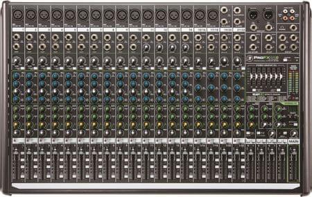 Mackie ProFX22v2 Analógový mixážny pult