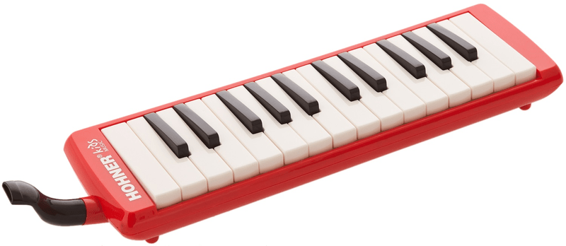 Hohner 9426/26 Melodica HOHNER kids red with songbook Foukací klávesová harmonika