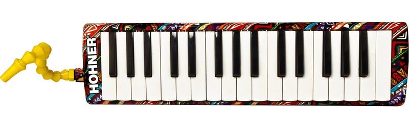 Hohner 9445 AIRBOARD 37 MELODICA Foukací klávesová harmonika