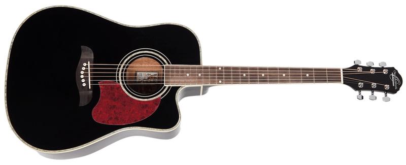 Oscar Schmidt OG2CE B Elektroakustická kytara