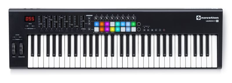 Novation Launchkey 61 MK2 USB/MIDI keyboard