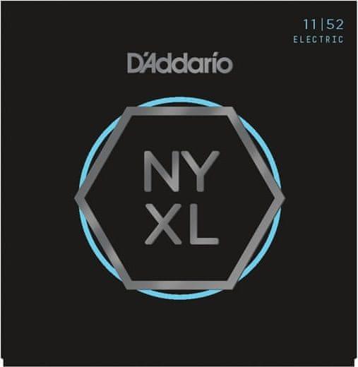 Daddario NYXL1152 Struny pro elektrickou kytaru