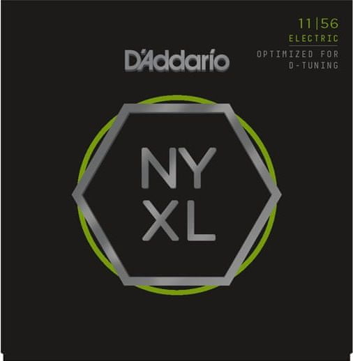 Daddario NYXL1156 Struny pro elektrickou kytaru