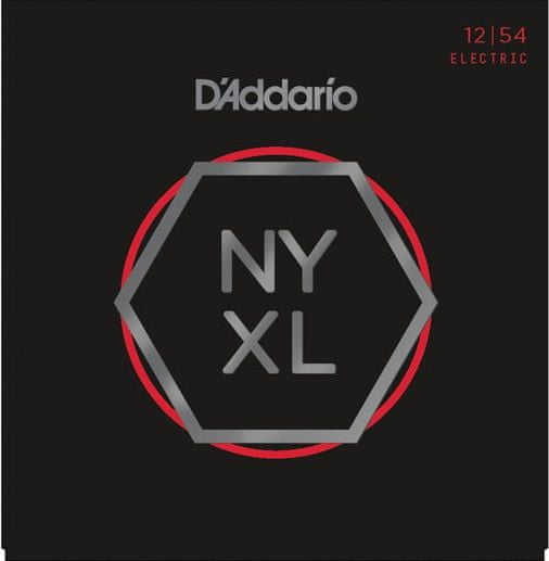 Daddario NYXL1254 Struny pro elektrickou kytaru