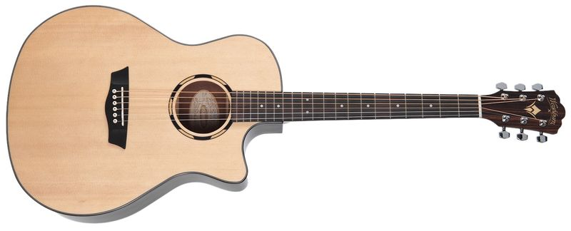 Washburn Woodline WLO10SCE Elektroakustická kytara