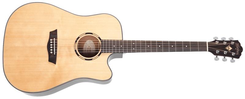 Washburn WLD10SCE Elektroakustická kytara