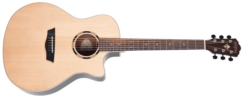 Washburn Woodline WLO20SCE Elektroakustická kytara