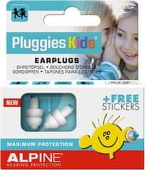 Alpine Pluggies Kids Dětské špunty do uší