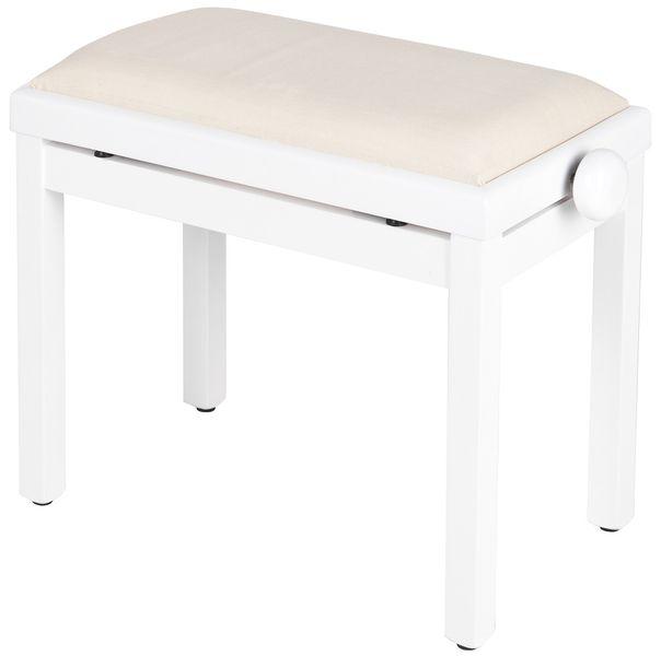 Stagg PB39 WHP VBE Klavírní stolička