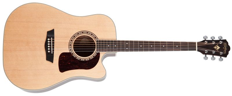 Washburn Heritage HD10SCE Elektroakustická kytara