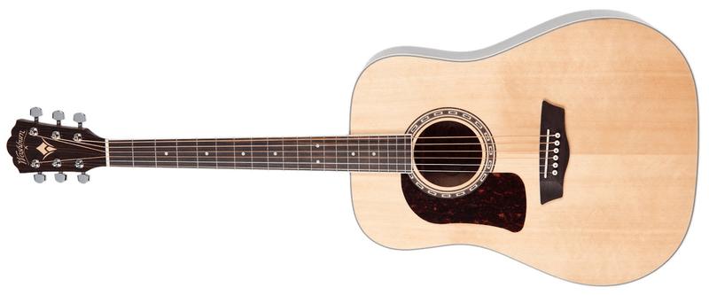 Washburn Heritage HD10SLH Levoruká akustická kytara