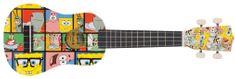 SpongeBob SBUK01 Dětské ukulele
