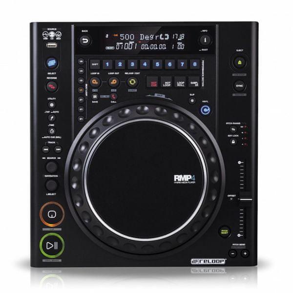 RELOOP RMP-4 DJ přehrávač
