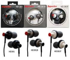 Superlux HD381B In-Ear sluchátka