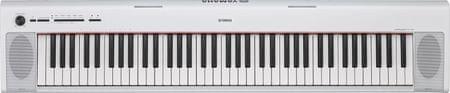 Yamaha NP-32 WH Přenosné digitální stage piano