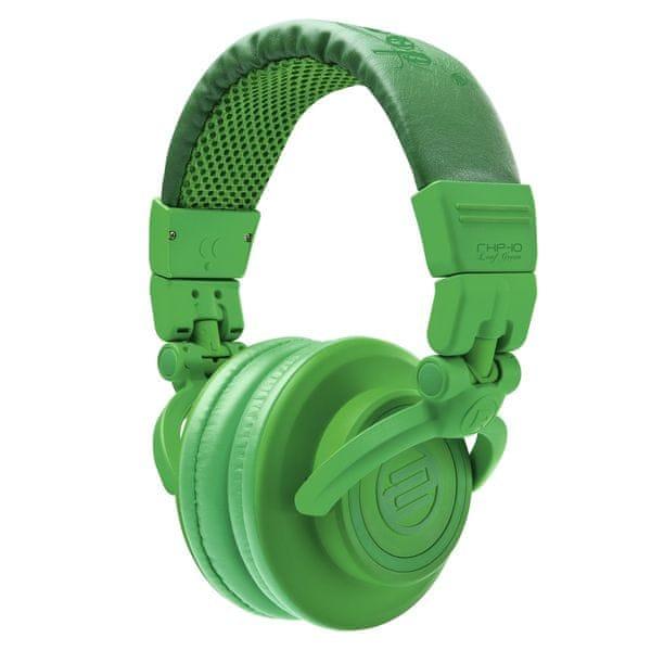 RELOOP RHP-10 Leafgreen DJ sluchátka