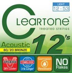 Cleartone 7612 Kovové struny pro akustickou kytaru