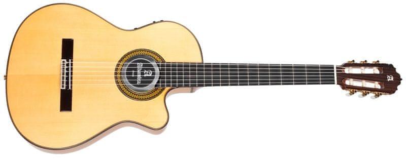 Alhambra 7 Fc-CT-E2 Klasická elektroakustická kytara