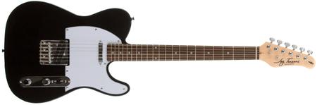 Jay Turser JT-LT-BK Elektrická gitara