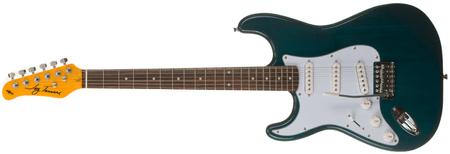 Jay Turser JT-300-LH-TBL Ľavoruká elektrická gitara