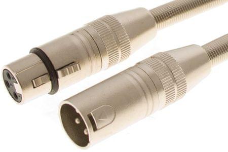 Bespeco IROMB1500P Mikrofónny kábel