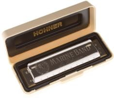 Hohner Marine Band 1896 G-major Fúkacia harmonika