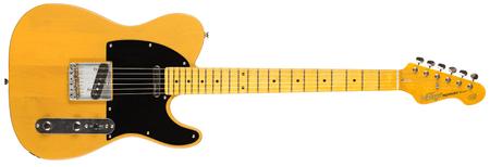 Vintage V52BS Elektrická gitara