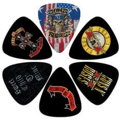 Perris Leathers Guns N' Roses Picks II Signature trsátka