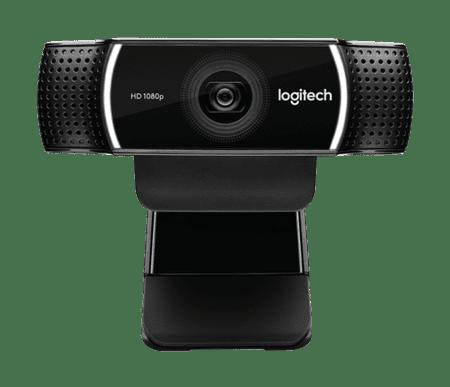 Logitech spletna kamera C922 Pro Stream, USB