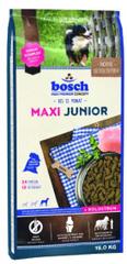 Bosch hrana za pasje mladiče srednjih pasem Maxi Junior, 15 kg (nova recept.) - Poškodovana embalaža