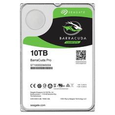 Seagate trdi disk BarraCuda Pro 3.5, 10TB, Sata 3, 7200 obratov