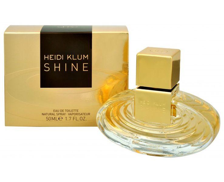 Heidi Klum Shine - toaletní voda s rozprašovačem 15 ml