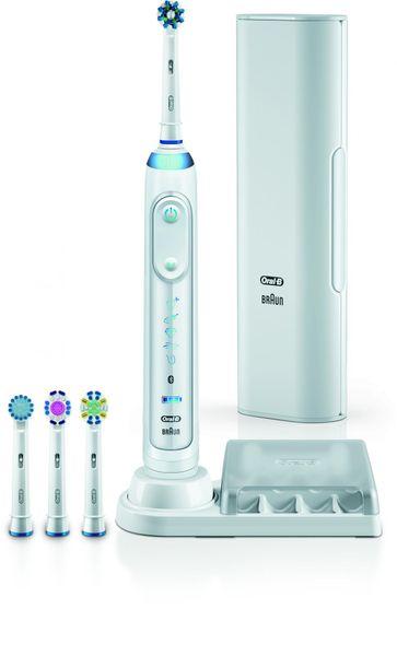 Oral-B Genius PRO 9000 white