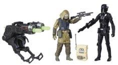 Star Wars R1 set figurek – Death trooper a Command Pao