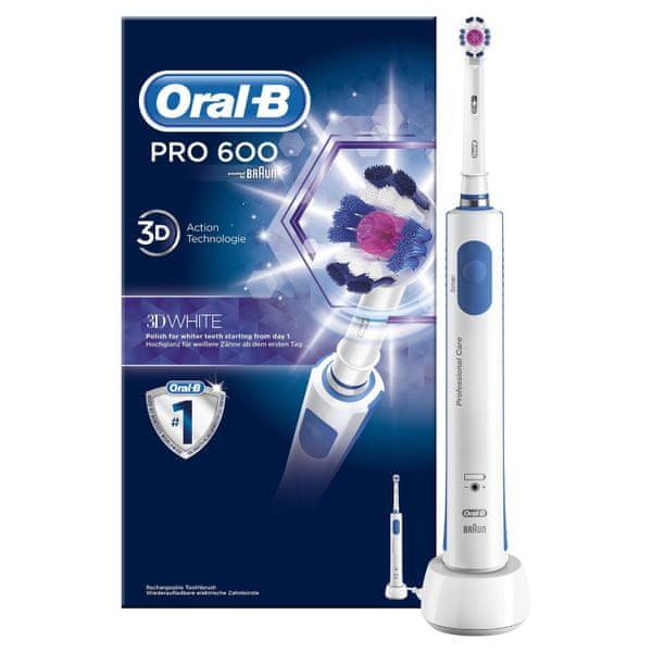 Oral-B PRO 600 3D White