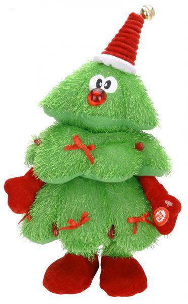 Metalac Vánoční hrající a tancující stromeček