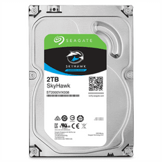 Seagate tvrdi disk SkyHawk 2TB 5900 64MB SATA 6Gb/s