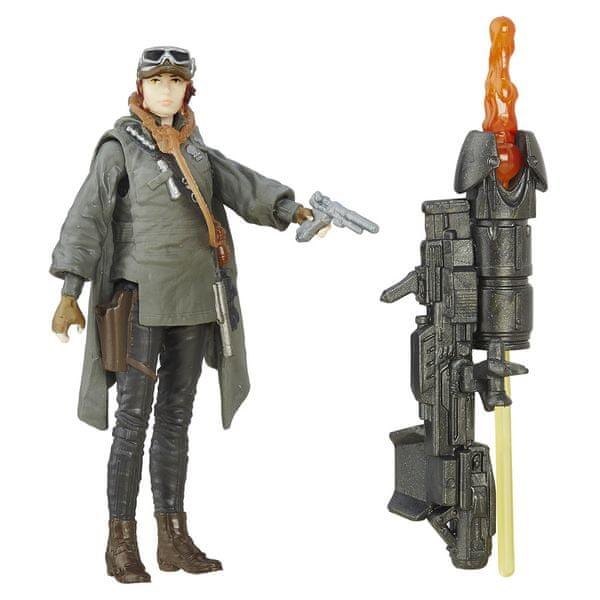 Star Wars R1 figurka – Sergeant Jyn Erso Eadu
