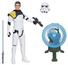 Star Wars R1 figúrka – Kanan Jarrus stormtroop disquis