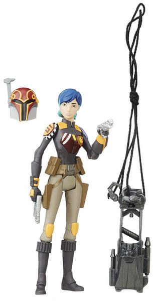 Star Wars R1 figurka – Sabine Wren