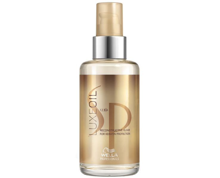 Wella Professional Luxusní olej na vlasy LuxeOil SP 100 ml